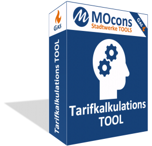 Produktbox Tarifkalkulations TOOL Gas