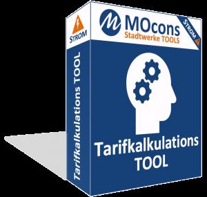Produktbox Tarifkalkulations TOOL Strom